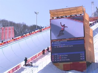Halfpipe Timekeeping B-Roll and Interview with Alain Zobrist, CEO OMEGA Timing