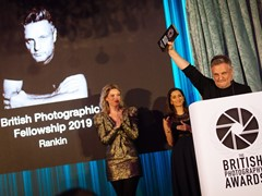 World Famous Photographer Rankin Awarded Honour at Prestigious London Awards Ceremony
