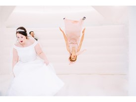 Wedding Photography - People's Choice: Albert Palmer When the Bridesmaid Has Too Many Shots