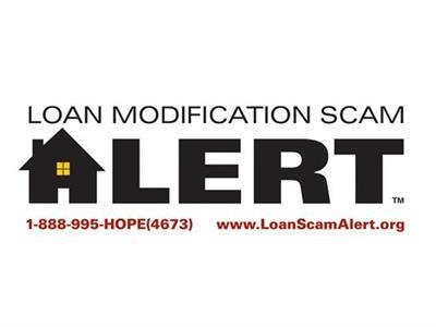 2016 Loan Scam Alert Program