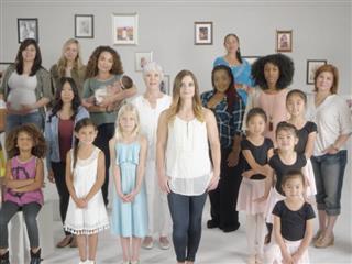 La American Heart Association lanza el nuevo anuncio de servicio público 2017 Go Red For Women, en Español
