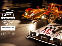 Porsche, Microsoft and ACO present large eSports racing event at Le Mans: Virtual race over 24 hours in Le Mans