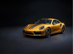 Intricately Refined Sports Car from Porsche Limited to 500 Units - A Rarity with Increased Power and Luxury: The New 911 Turbo S Exclusive Series