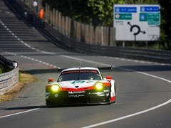 GT – Preview: World Endurance Championship WEC, Round 3, Le Mans 24 Hours/France: Debut for the new 911 RSR at the world's toughest automobile race