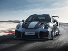 Porsche unveils the most powerful 911 of all time