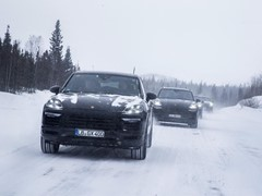 Hot and cold: Global endurance test for the new Cayenne