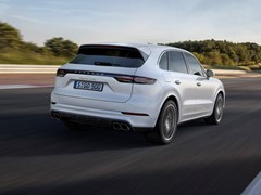Even more 911 in an SUV: the new Porsche Cayenne Turbo
