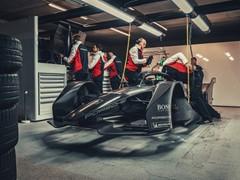 Porsche Motorsport continues its Formula E preparations in Spain