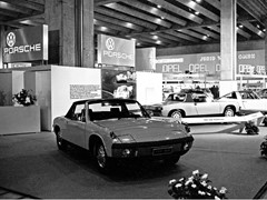 50 Years Porsche 914 - The Porsche Museum celebrates the mid-engine sports car