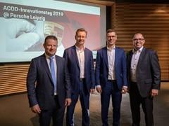 Porsche Leipzig und ACOD laden Netzwerkpartner zum Innovationstag ein
