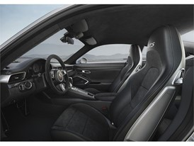 911 Carrera 4 GTS - Interiors