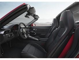 911 Targa 4 GTS - Interiors