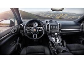 Porsche Cayenne Platinum Edition Interior
