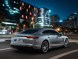 Panamera Turbo S E-Hybrid Executive