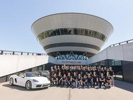 Porsche Nacht der Talente - BBA Ludwigsburg