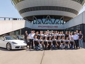 Porsche Nacht der Talente - SG Sonnenhof Großaspach