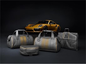 Luggage Set Leather Exclusive Series