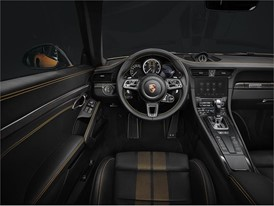 911 Turbo S Exclusive Series Interieur