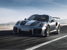 Live stream of Porsche world premieres at the IAA