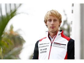 Porsche LMP Team: Brendon Hartley