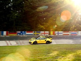GT2 RS is the fastest Porsche 911 of all times at 6 minutes and 47.3 seconds