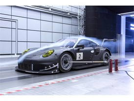 Development of the Porsche 911 RSR