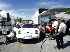 The development of the new Porsche 911 RSR: Successful maiden race season with two titles