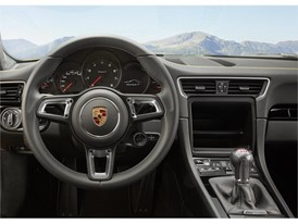 The new Porsche 911 Carrera T