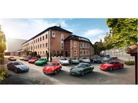Die Porsche Classic Modelle