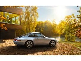 Porsche 911, Typ 993