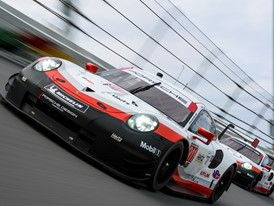 24 Hours of Daytona: Strong Porsche contingent at anniversary race in Florida