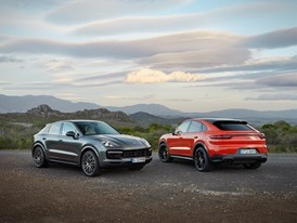 Porsche presents the Cayenne Coupé