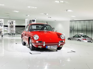 Restored and Ready to Drive: Porsche Museum Showcases its Oldest 911 for the First Time