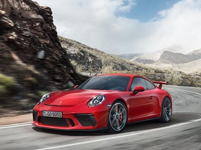 A 911 for the road and track – the new Porsche 911 GT3