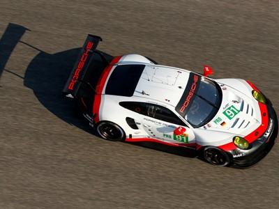 GT – Preview: World Endurance Championship WEC, Round 7, Fuji/Japan: First race in Asia for the new 911 RSR