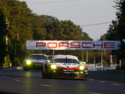 Motorsport 2018: Focus on GT sport: Porsche aims to contest Le Mans with four works cars