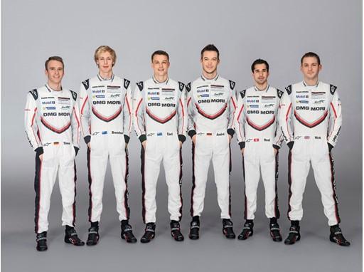 LMP1 Drivers