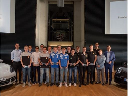 Porsche Nacht der Talente - Alle Preisträger