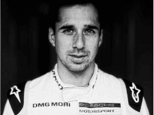 Porsche LMP Driver Neel Jani.