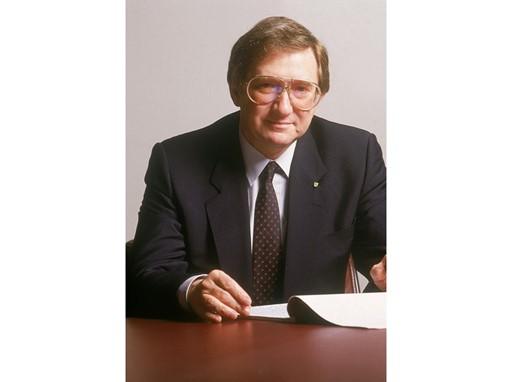 Peter W. Schutz, 1984, Porsche AG