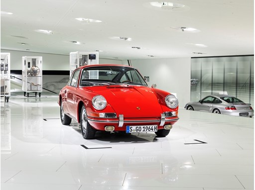 Porsche Museum Special Exhibition: 911(901 No. 57)