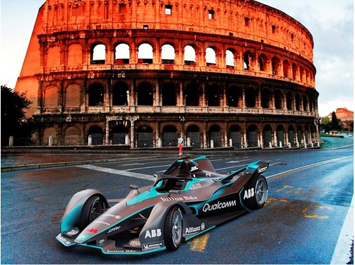 Gen2 FormulaE Rome