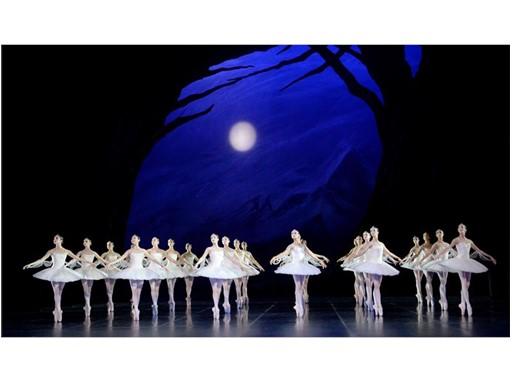 """Das Herzstück des Ballettabends """"Shades of White"""" bildet """"Das Königreich der Schatten"""" (c)Stuttgarter Ballett"""