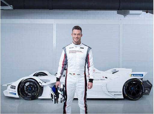 Andre Lotterer Porsche Works Driver