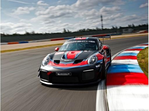The Porsche 911 GT2 RS Clubsport