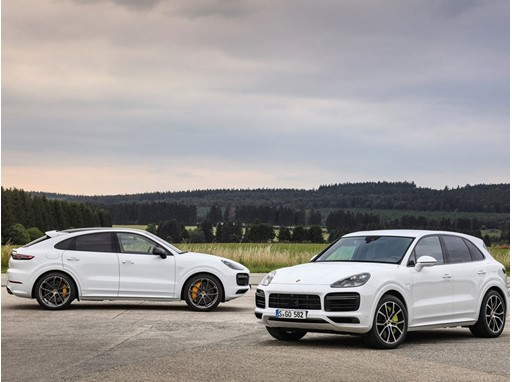 The Cayenne Turbo S