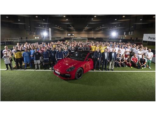 """""""Leipziger Rasen Cup"""", 2019, Porsche AG"""