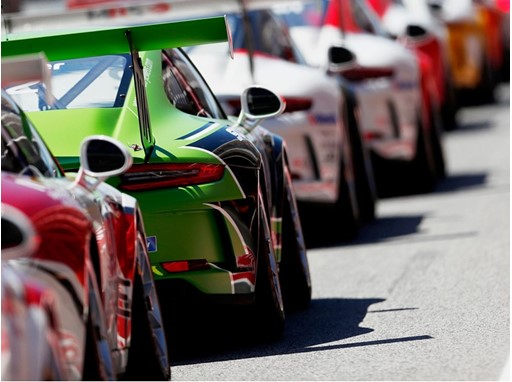 GT3 cup - Porsche Mobil 1 Supercup 2019