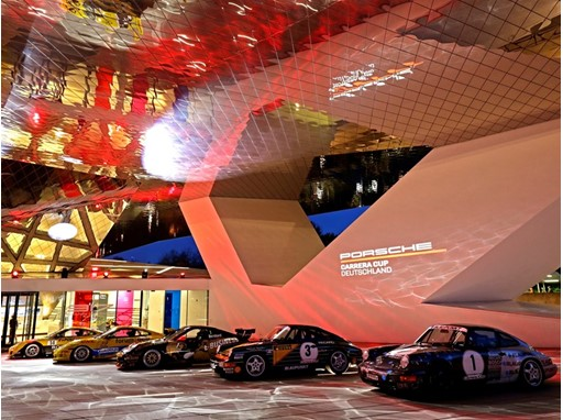 Porsche Carrera Cup Deutschland at the 2020 Le Mans 24 Hours
