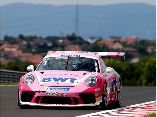 2020 Porsche Mobil 1 Supercup race